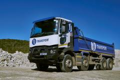 TJ Transport Ltd