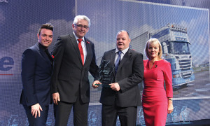 Scottish European Haulier of the Year