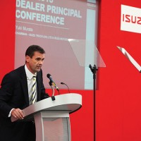 Isuzu's Plans for 2014