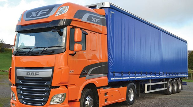 DAF's new XF510 on test