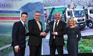 Scottish Environmental Haulier of the Year