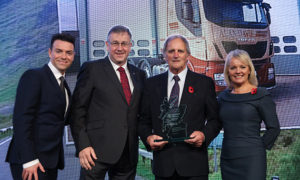 Scottish Road Haulage Personality of the Year