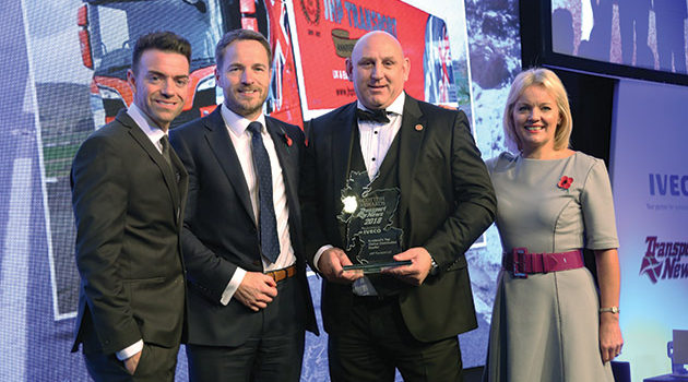 Scotland's Top Chilled Distribution Haulier