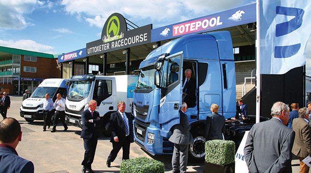 iveco goes gas
