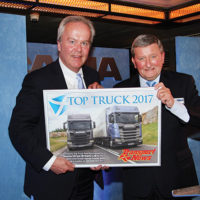 Another Scania Win