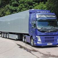 on test: lite 6×2 Volvo