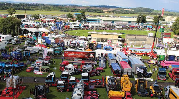 Truckfest Scotland Pictorial