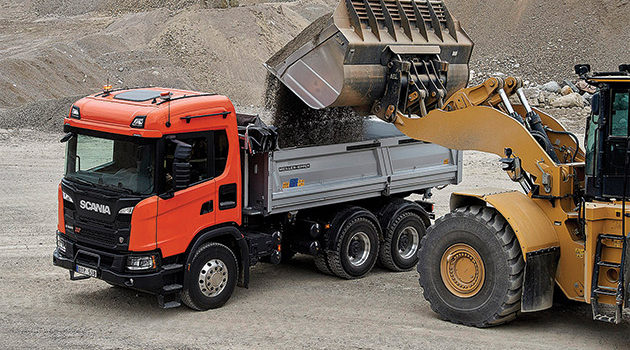 SCANIA XT RANGE LAUNCHED