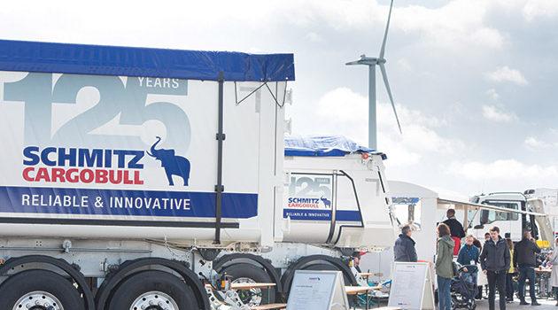 Schmitz Cargobull Kit Assembly To Return To Britain