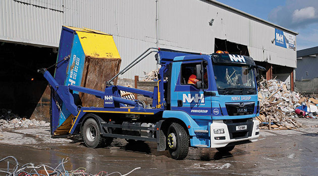 NWH Group Commits To Waste Recycling Future