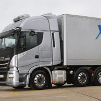 Stralis XP On Test