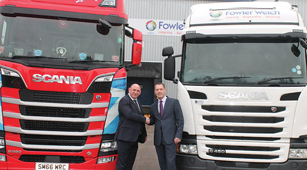 Fowler Welch In Strategic Partnership With JHP Transport