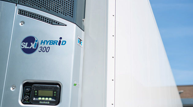 Thermo King Launches Hybrid Trailer Units