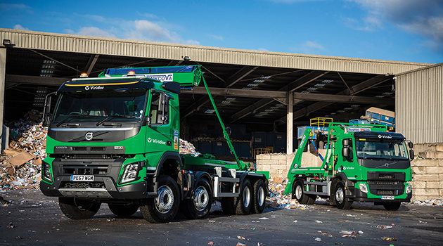 Viridor Favours Volvo And Boughton Combination