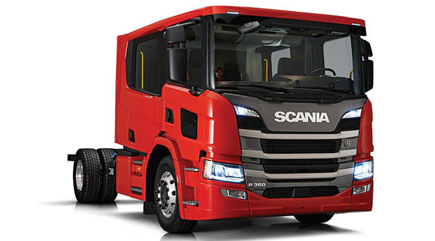LOW ENTRY SCANIA