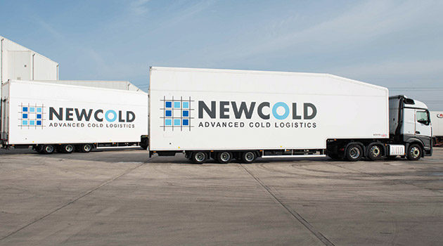NewCold Expands With Double Deckers