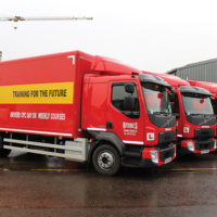 8 New Volvo Rigids Join Ritchies Training Fleet
