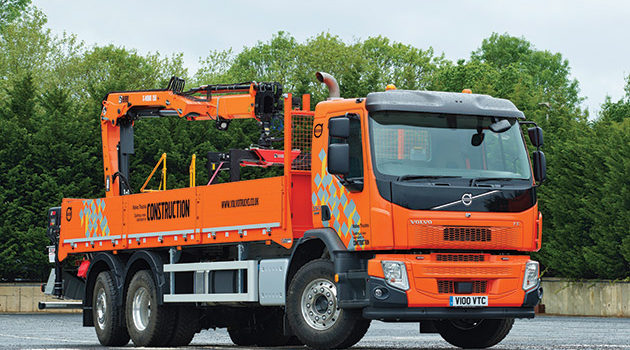 Volvo FE Beefed Up