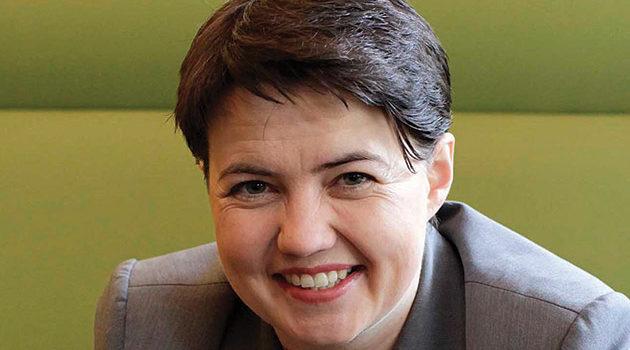 Opposition Leader At 25th Scottish Rewards