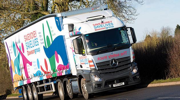 Dawson Invests In Rental Fleet Safety