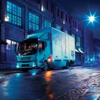 Volvo Plugs In With FL Electric