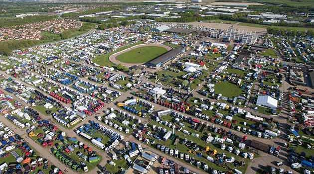 Record Turnout At Truckfest
