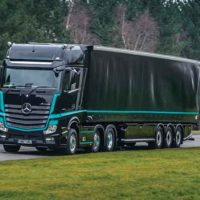 ACTROS 1 ON TEST