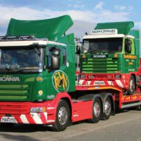 400 Trucks Crowd Into Carlisle Charity Truck Show