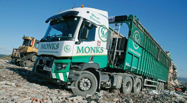 Thompsons Servicetech Supports Monks Entire Fleet