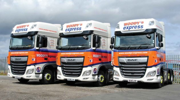 Asset Alliance Flexibility Wins First Order From Woody's Express
