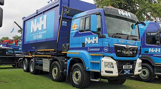NWH Group Skips Across The Border