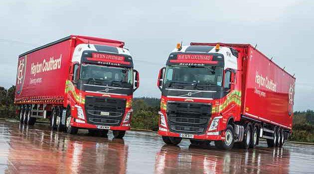Interesting Spec Split On Hayton Coulthard's New Volvos