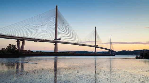 New Forth Crossing '20 Times More Resilient'