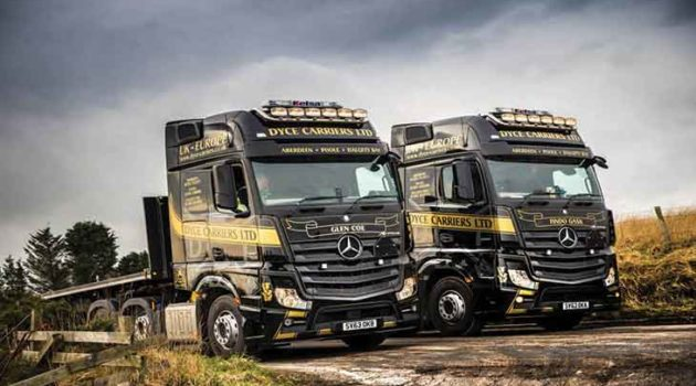 Dyce Carriers Expands Into Central Belt