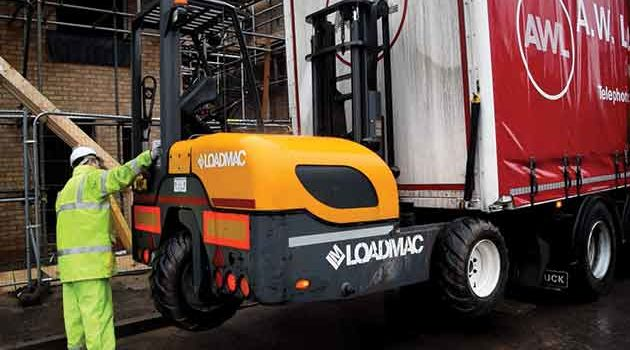New Name For Truck Mounted Forklifts
