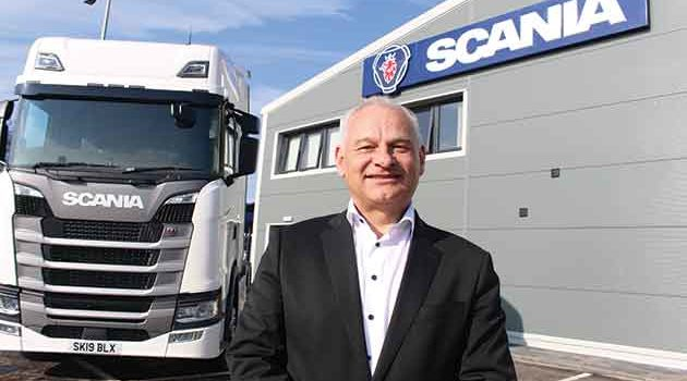 Scania: TTA Winner