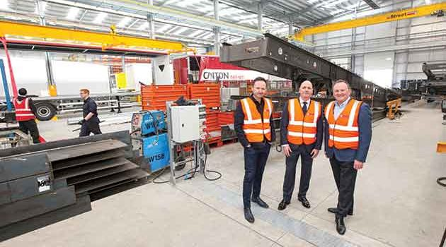 Tiger Trailers Moves To New £22m Home