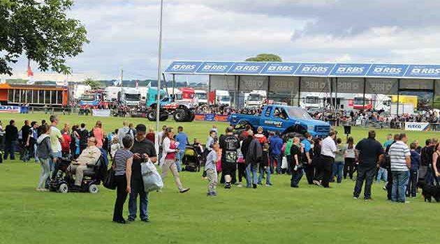 Transport News Strengthens Links With Truckfest