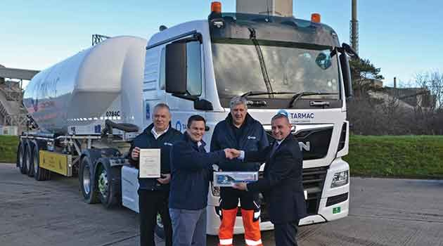 Roadworthiness Award For Tarmac