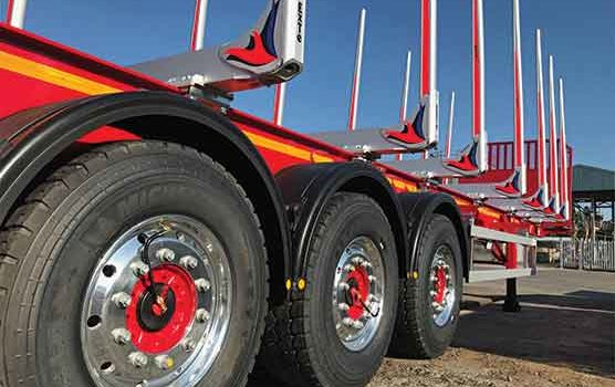 Annandale's Light Weight Heavy Duty Axle Performers