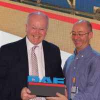 Award Wins For Carlisle DAF Dealer