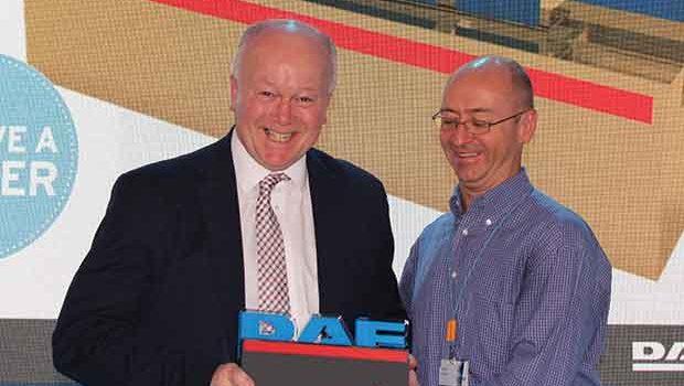 Award Wins For Carlisle DAF Dealer