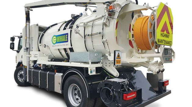 Whale Showcases First Fully Electric MVC