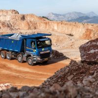 DAF Expands Its Construction Product Range