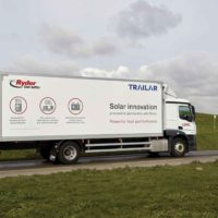 Ryder Offers Fuel Saving Solar Supported Rigid Trucks