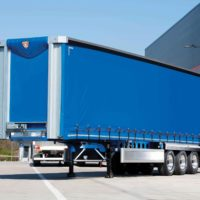 Tiger And Tata Partner New Curtainsider Design