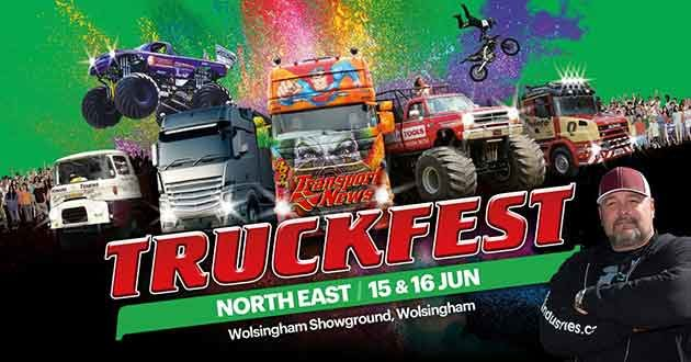 Truckfest North East