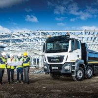 MAN Expands Dealership Network In Gateshead