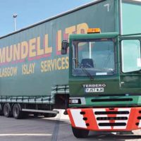 Mundell's Islay Tractor Units Replaced By Terberg Tugs