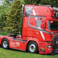 Trucking In2 Grantown